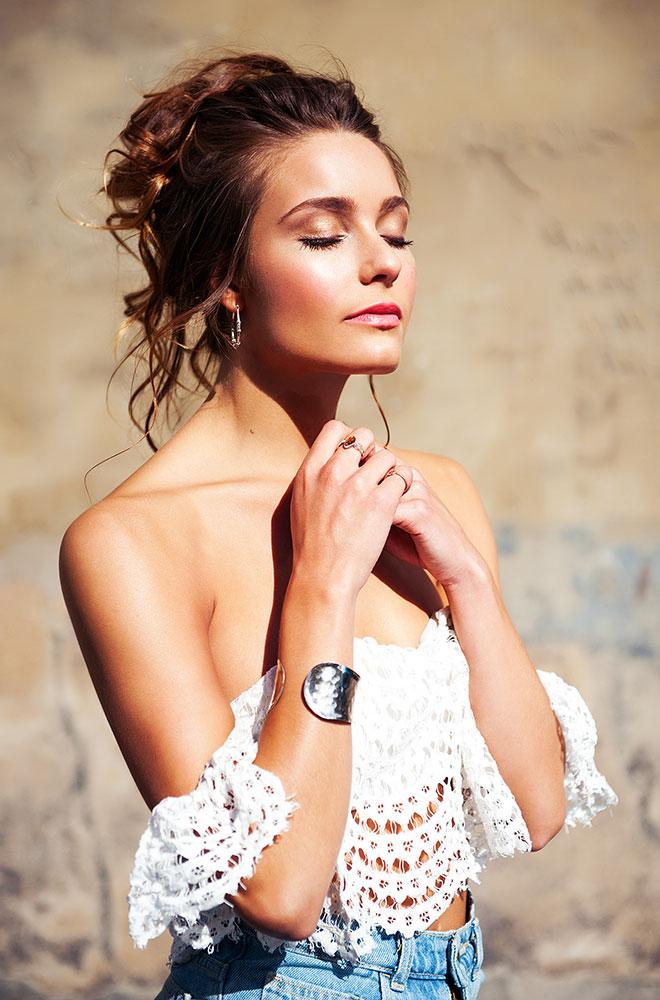 Chrissy Brooke - Modelling